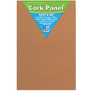 Shop Cork Panel 12 1/2 X 26 - Flp37012 By Flipside