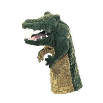 Crocodile Stage Puppet By Folkmanis