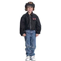 Career Costumes Airline Pilot Jack By Childrens Factory