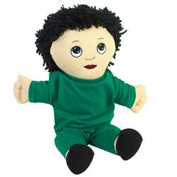 Dolls Asian Boy Doll Sweat Suit, FPH726