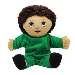 Dolls Hispanic Boy Doll Sweat Suit By Childrens Factory