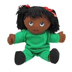 Dolls Black Girl Doll Sweat Suit By Childrens Factory