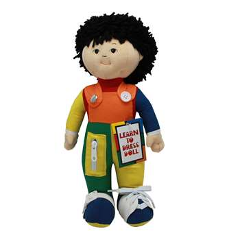 Learn To Dress Doll Asian Boy By Childrens Factory