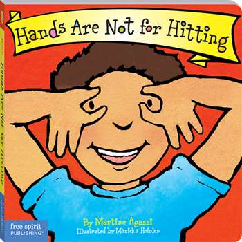 Best Behavior Hands Are Not For Hitting By Free Spirit Publishing