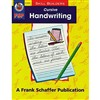 Cursive Handwriting By Frank Schaffer Publications