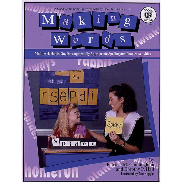 Making Words By Frank Schaffer Publications
