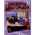 Making Big Words Gr 3-6 By Frank Schaffer Publications