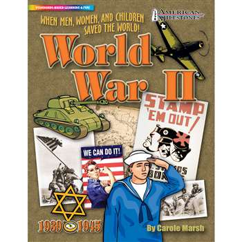 When Men Women & Children Saved The World World War Ii By Gallopade