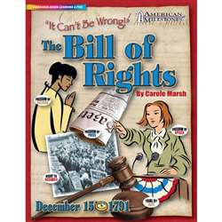 It Can'T Be Wrong The Bill Of Rights By Gallopade