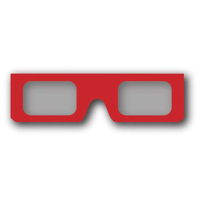 Additional 3D Glasses 2 Pack By Gallopade