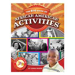 Black Heritage Celebrating Culture Big Book Of Act, GALBHRBIG