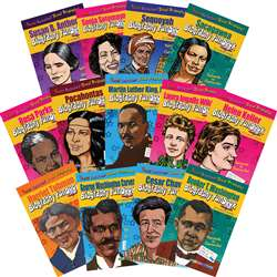 Biography Funbooks Women & Minorities Who Shaped Our Nation By Gallopade