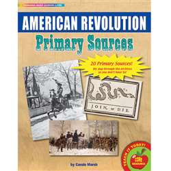 Primary Sources American Revolution, GALPSPAME