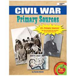 Primary Sources Civil War, GALPSPCIVWAR