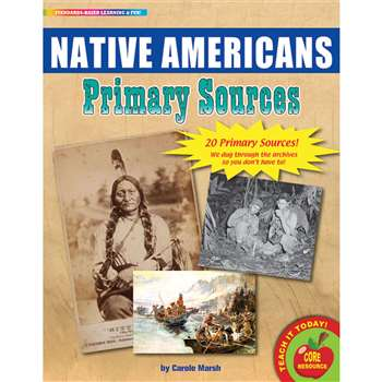 Primary Sources Native Americans, GALPSPNAT