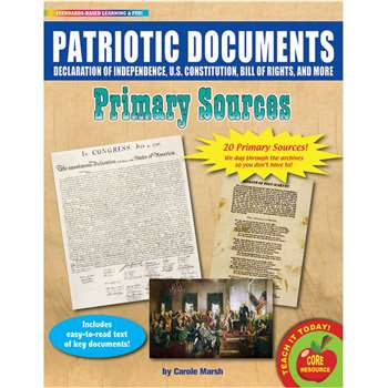 Primary Sources Patriotic Documents, GALPSPPAT