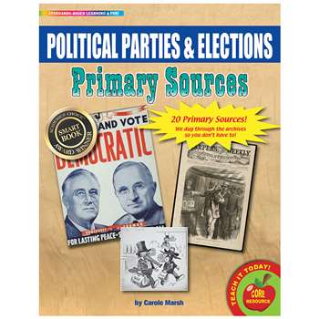 Primary Sources Political Parties And Elections, GALPSPPOL