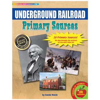 Primary Source Underground Railroad, GALPSPUND