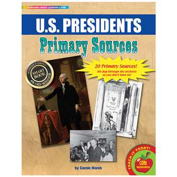 Primary Sources Us Presidents, GALPSPUSP