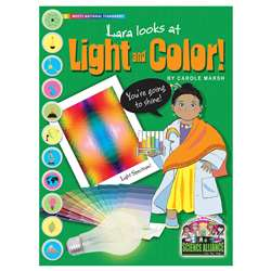 Science Alliance Physical Science Light And Color, GALSAPLIG