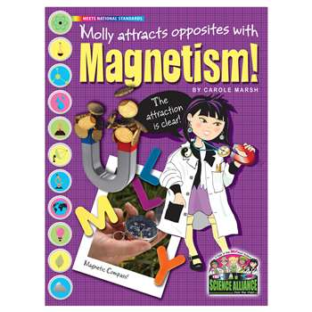 Science Alliance Physical Science Magnetism, GALSAPMAG