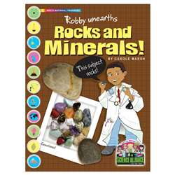 Science Alliance Earth Science Rocks & Minerals, GALSAPROC