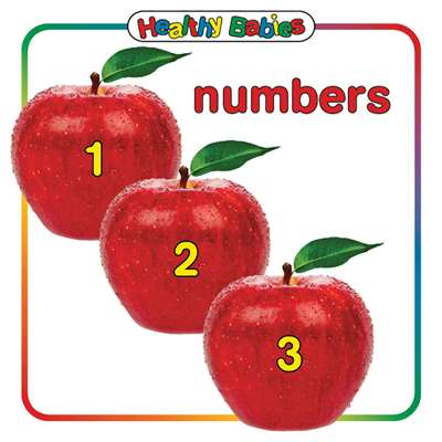 Numbers Board Book English, GAR9780983722229