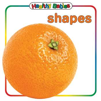 Shapes Board Book English, GAR9780983722236