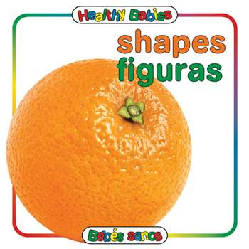 Shapes Board Book Bilingual Spanish English, GAR9780983722267