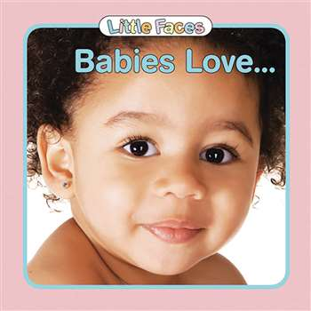 Babies Love Board Book English, GAR9780983722298