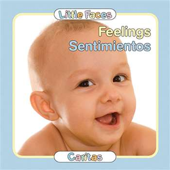 Feelings Board Book Bilingual Spanish English, GAR9780988325302