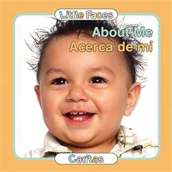 About Me Board Book Bilingual Spanish English, GAR9780988325319