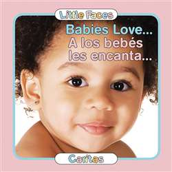 Babies Love Board Book Bilingual Spanish English, GAR9780988325326
