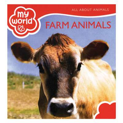 Farm Animals Board Book, GAR9781742114712