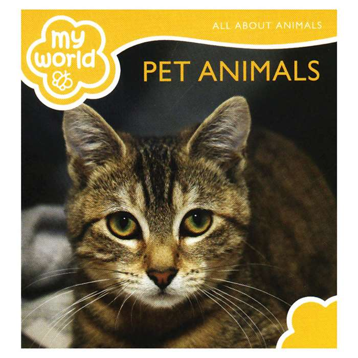 Pet Animals Board Book, GAR9781742114736