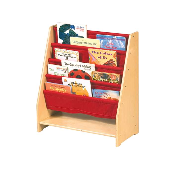 Canvas Book Display By Guidecraft Usa