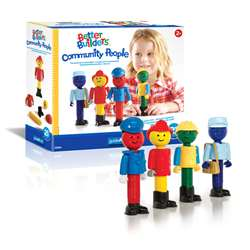 Better Builders Community People, GD-8304