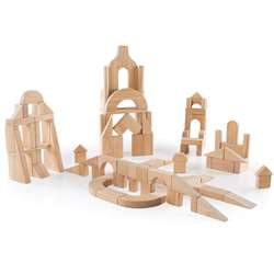 Unit Blocks Standard Set 3 By Guidecraft Usa