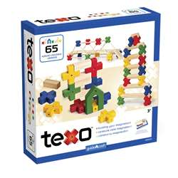 Shop Texo 65 Piece Set - Gd-9500 By Guidecraft Usa