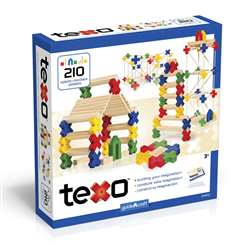 Shop Texo 210 Piece Set - Gd-9502 By Guidecraft Usa