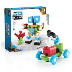 Io Blocks 114 Piece Set, GD-9601