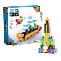 Io Blocks 192 Piece Set, GD-9602
