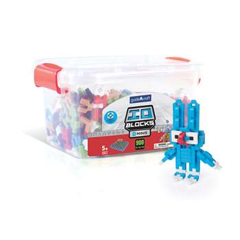 Io Blocks Minis 900 Piece Set, GD-9613