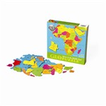 Africa Geopuzzle By Geotoys