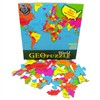 World Geopuzzle By Geotoys