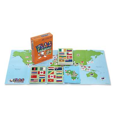 Flag Frenzy World, GEO127