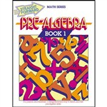 Pre-Algebra Book 1 Straight Forward Math By Garlic Press