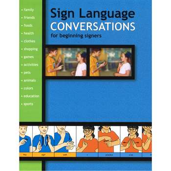 Sign Language Conversations By Garlic Press
