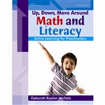 Shop Up Down Move Around Math & Literacy - Gr-10008 By Gryphon House