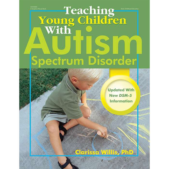 Teaching Young Children With Autism Spectrum Disor, GR-10304